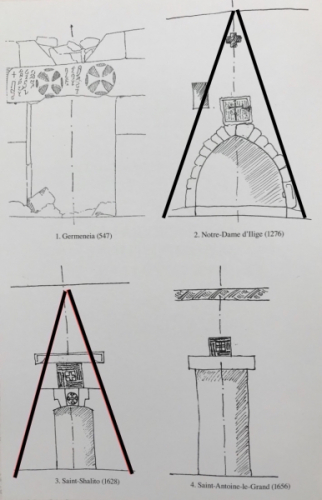 Image 1: Pyramid 1 Our Lady of Ilige